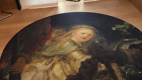 Salone del Mobile - Rembrandt