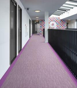 Flotex Flocked Flooring - Commercial Flooring