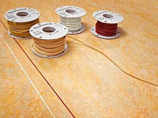 A quoi sert un cordon de soudure pour la pose de revêtement de sol lino ? | Forbo Flooring Systems