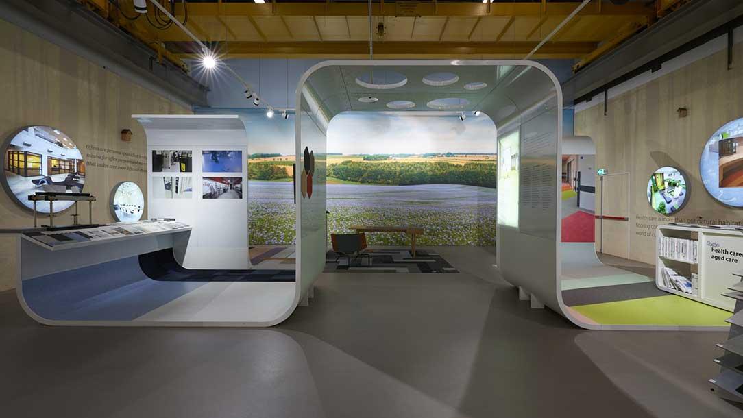 Forbo Expo Linoleum