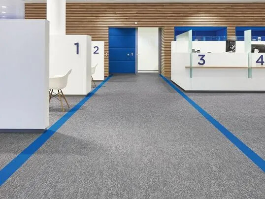 Revêtement de sol textile floqué Flotex | Forbo Flooring Systems