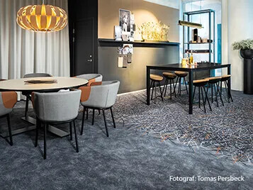Forbo Showroom Stockholm Etage1_Photo – Tomas Persbeck