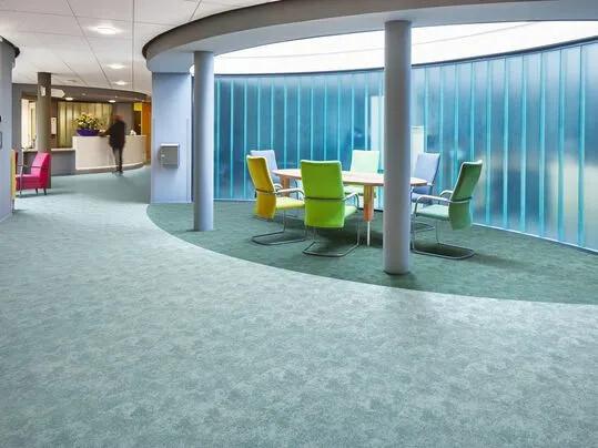 Confort, santé et revêtement de sol souple | Forbo Flooring Systems