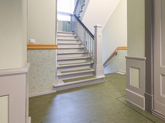 Treppenlösung_Linoleum