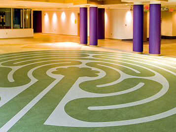 Marmoleum childrens hospital