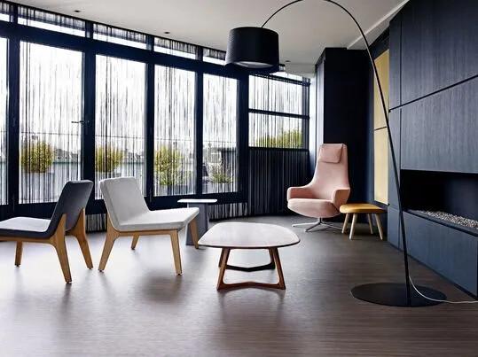 Revêtement de sol naturel linoléum salons et pièces de vie | Forbo Flooring Systems