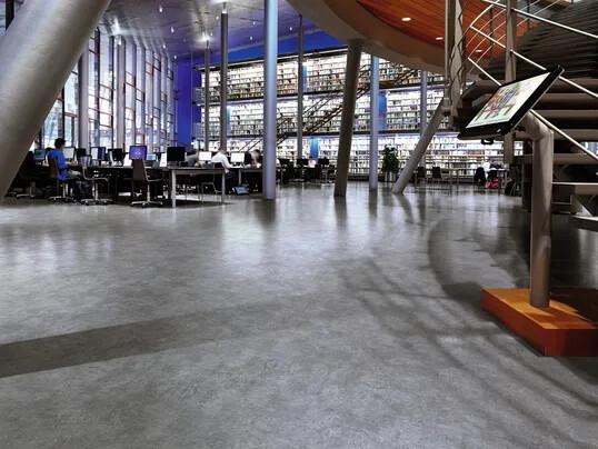 Revêtement de sol PVC imitant béton pierre | Forbo Flooring Systems