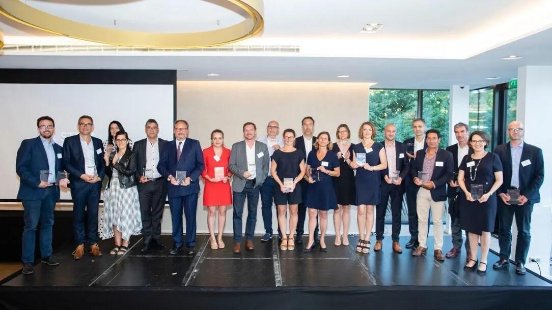 Revêtement de sol textile floqué Flotex Trophée du Négoce 2019   Forbo Flooring Systems