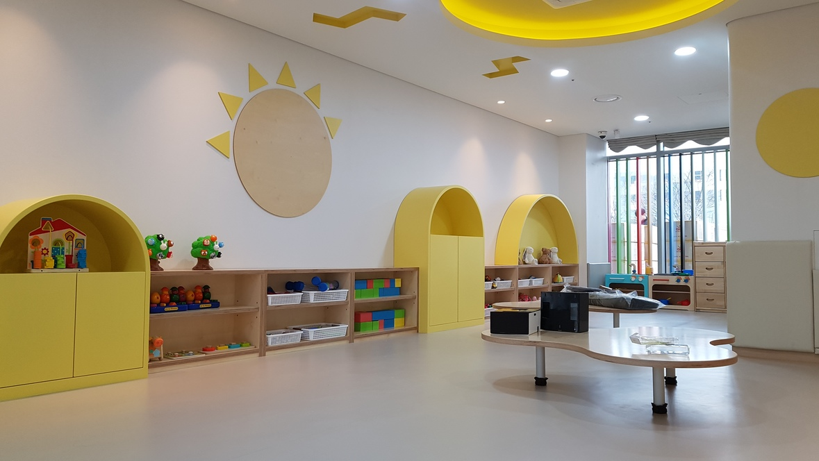 Greencross Childcare center - Korea