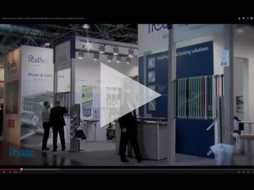 Forbo Siegling at Drupa 2012 (Hall 13 / D66)