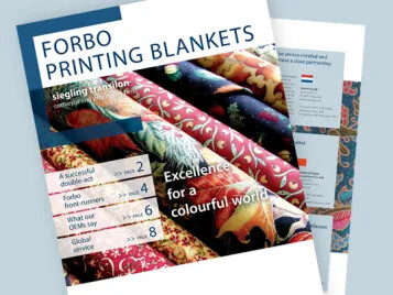 Forbo Printing Blankets - Newsletter