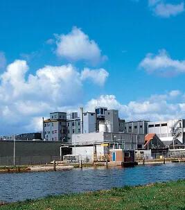 Linoleumfabriken i Assendelft