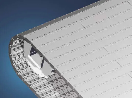 Durable and robust: new, versatile modular belt is designed for high transmission of force
