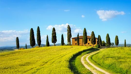 Lebensräume Toscana