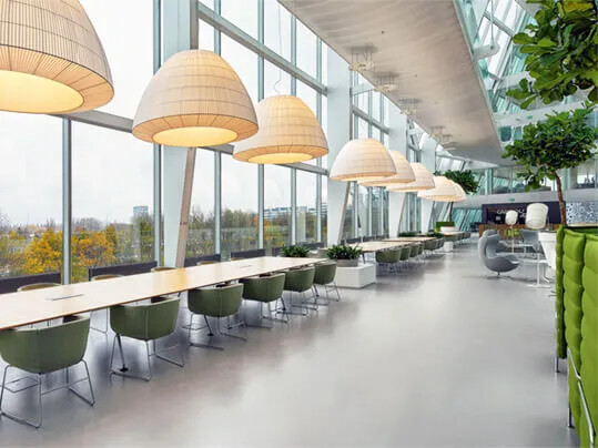 The Edge Deloitte Office Amsterdam
