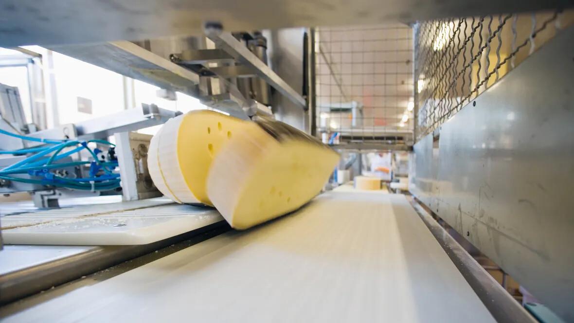 Milchindustrie
