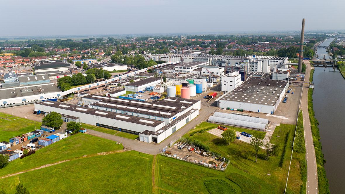 Assendelft Linoleum Fabrik