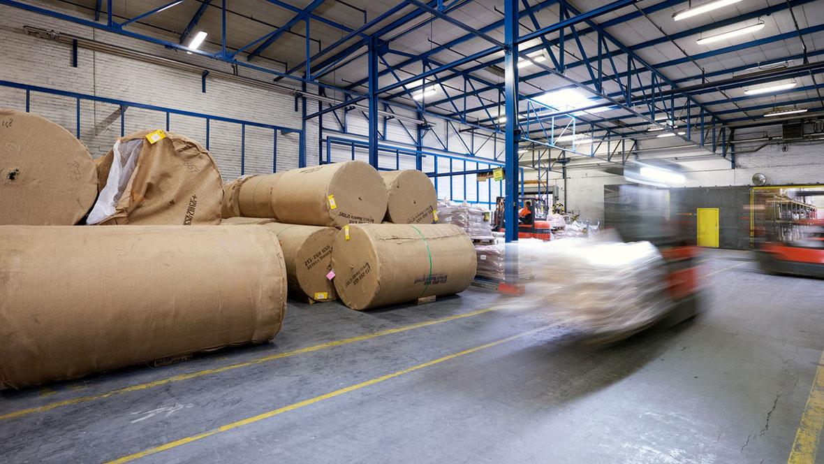 E-Mobilität in der heutigen Fabrik