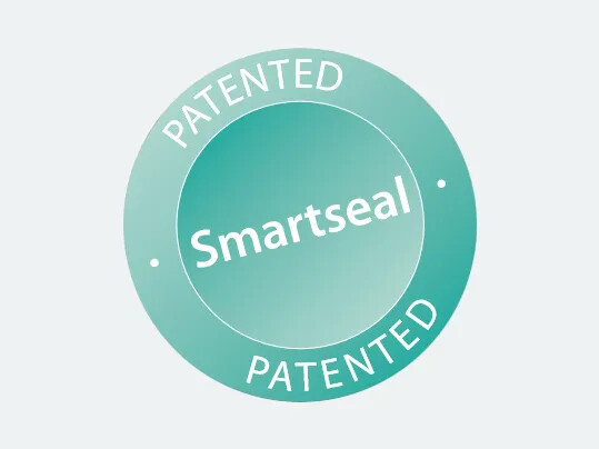 Patented Smartseal