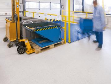 Solutions PVC salles blanches et industries