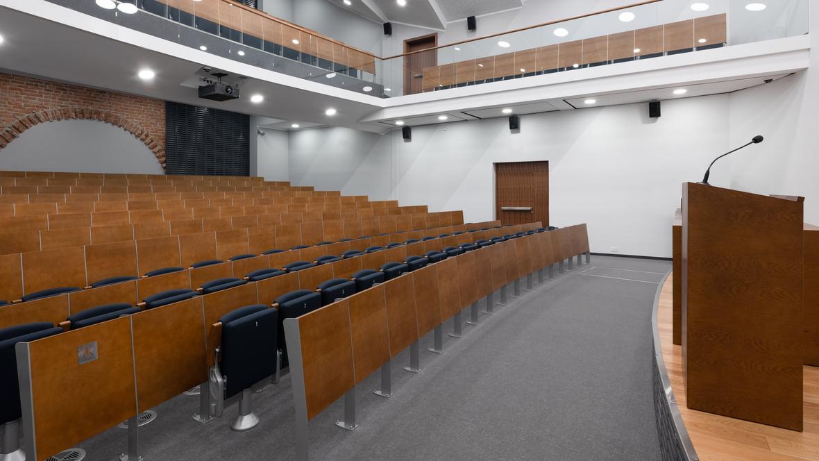 Sala Wykładowa UJ
