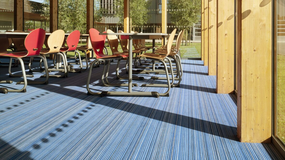 Revêtement de sol Flotex Sottsass Wool | Forbo Flooring Systems