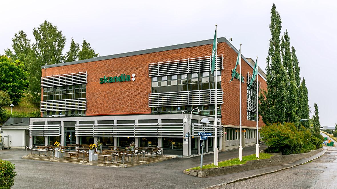 Skandia Sundsvall, Sweden