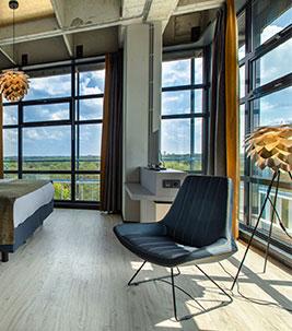U Parkhotel Enschede, Foto: Michael van Oosten