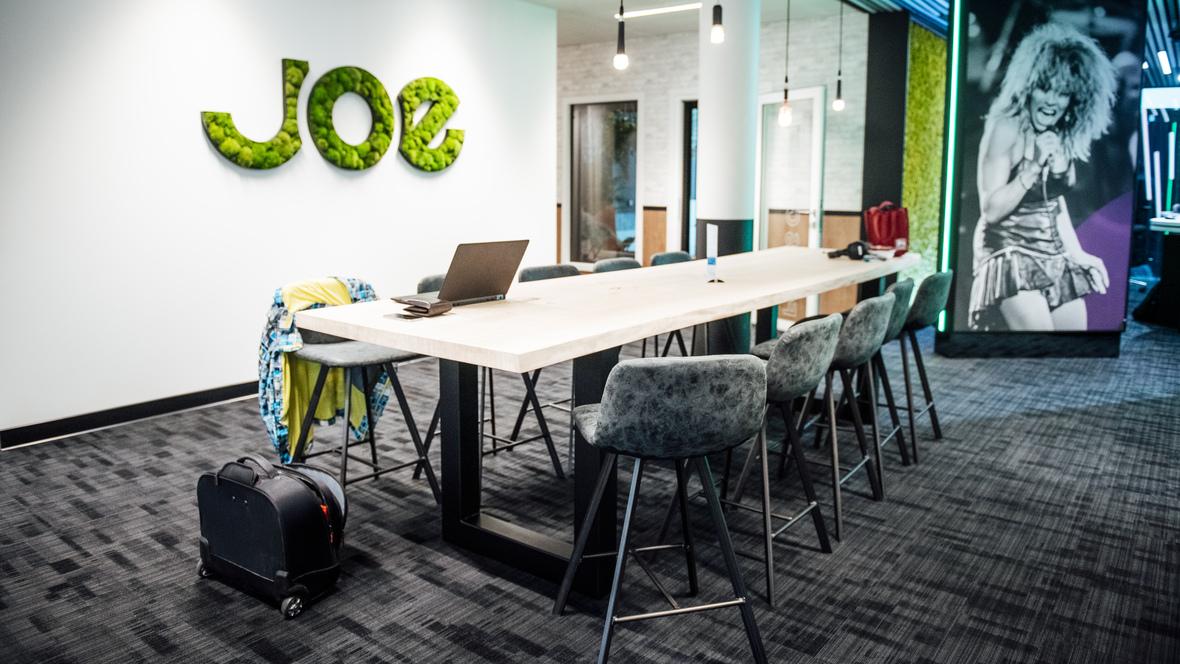 BE Joe FM & Q-Music