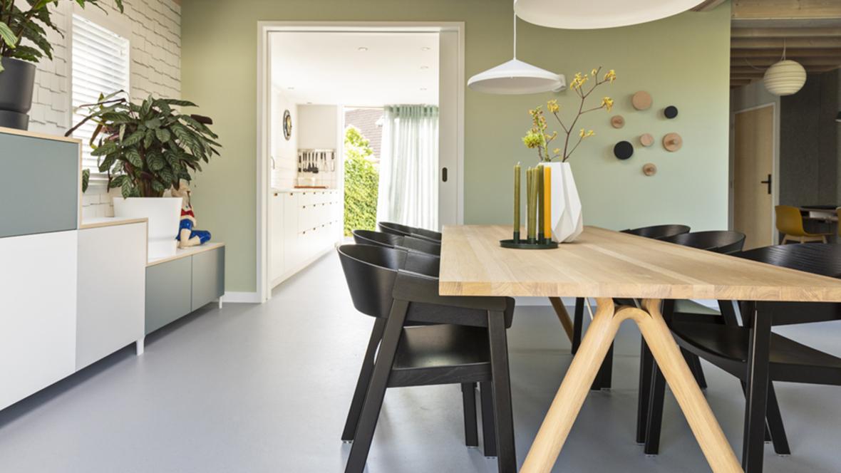 Eco woning Den Bosch