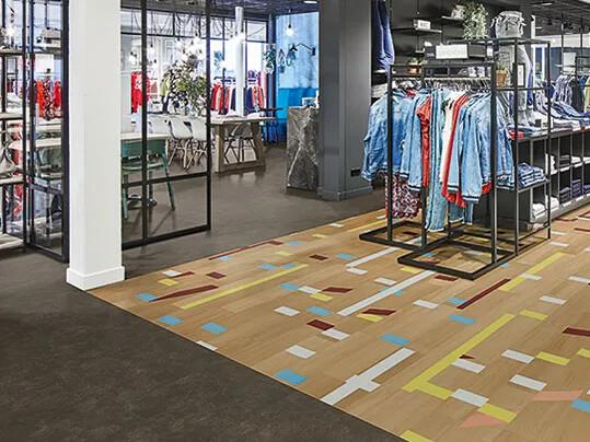 Questions FAQ - revêtement de sol lames et dalles LVT Allura | Forbo Flooring Systems