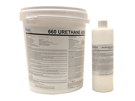 660 Adhesive 2-gallon