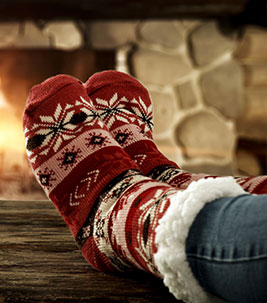 Weihnachtssocken - ©magdal3na - AdobeStock