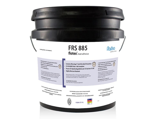 FRS 885 Adhesive 4-gallon