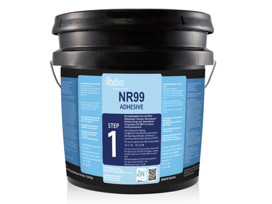 NR 99 Step 1 Adhesive 4-gallon
