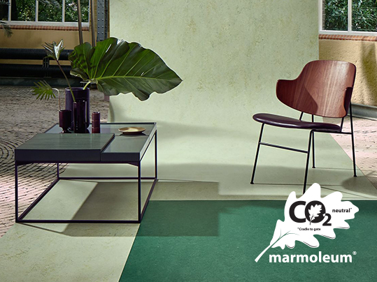 Marmoleum Marbled - CO2 (from cradle to gate)