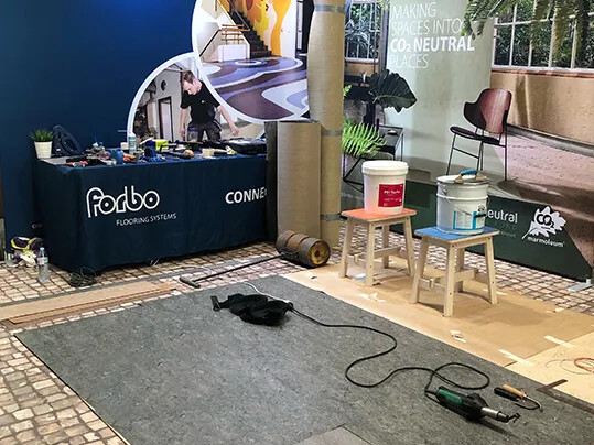 Forbo connect training
