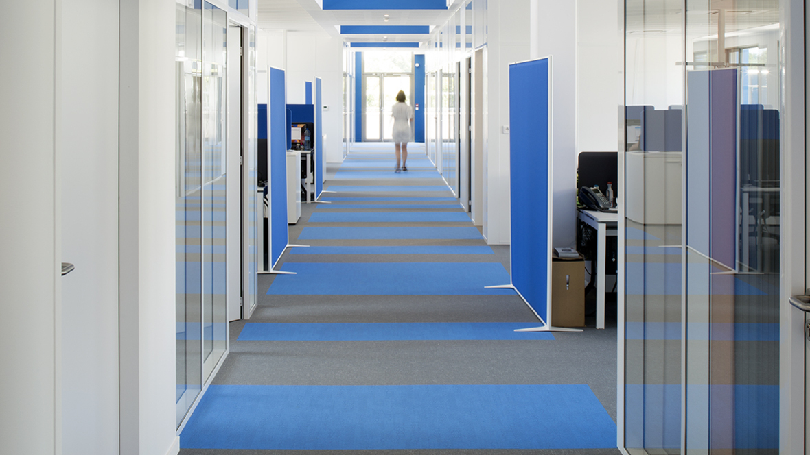 Revêtement de sol Flotex | Forbo Flooring Systems