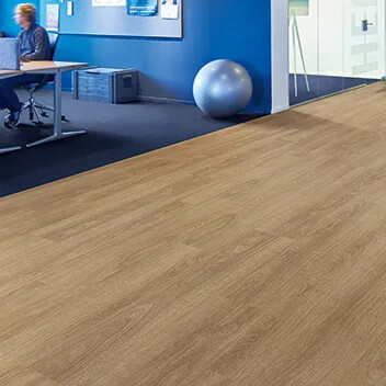 Revêtement de sol LVT pose plombante  | Forbo Flooring Systems