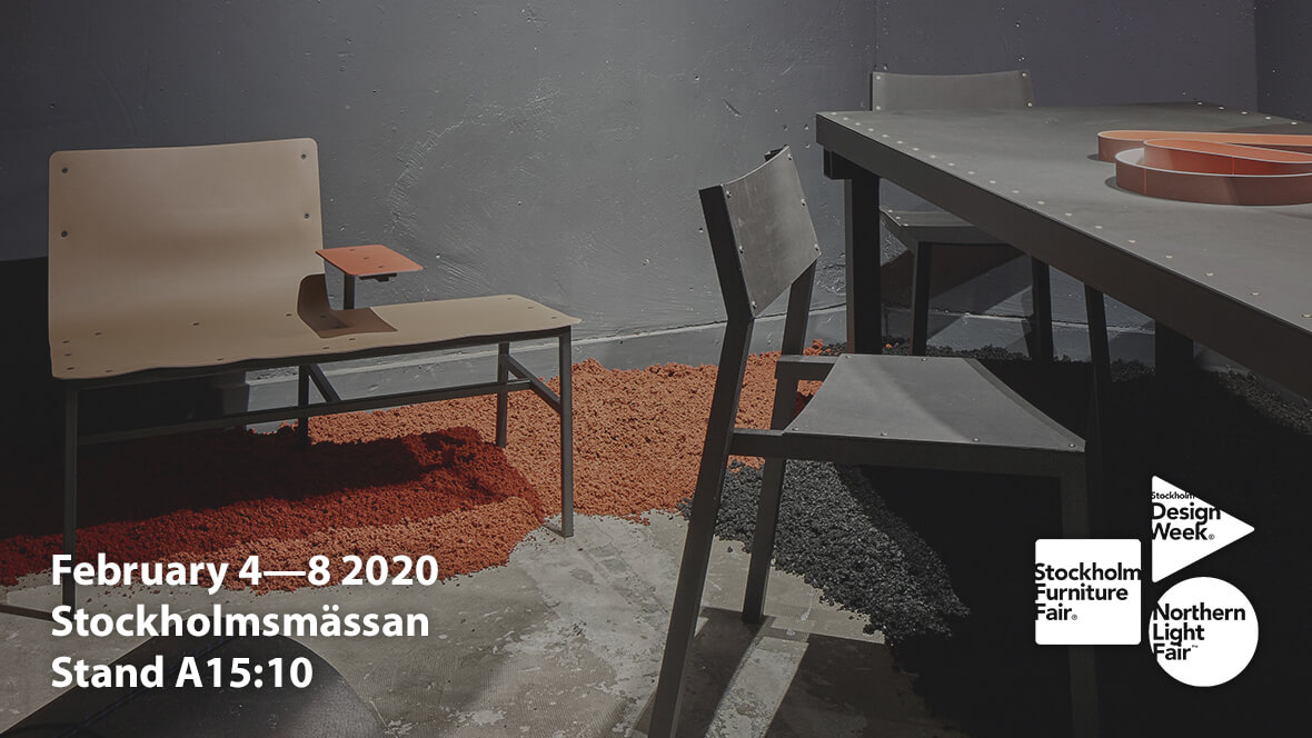 Save the Date: Stockholm Furniture & Light Fair 2020