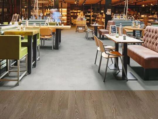 Revêtement de sol LVT pose collée ou sans colle | Forbo Flooring Systems