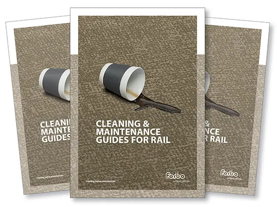 Cleaning & Maintenance Brochure Cover Image