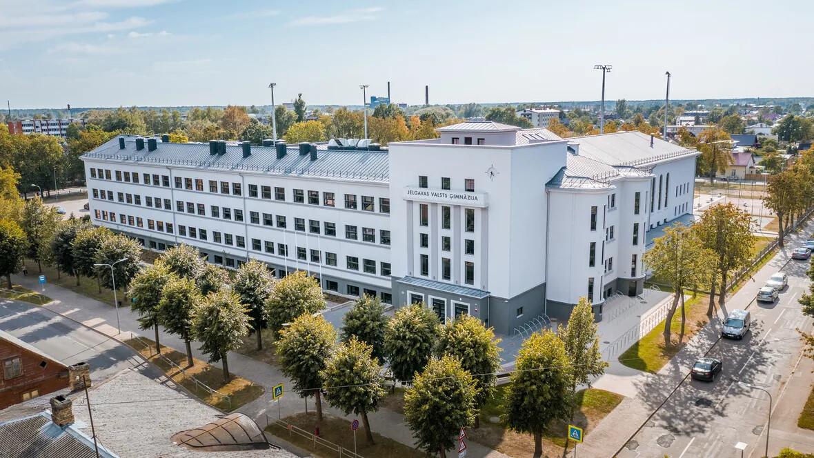 Jelgava gymnasium