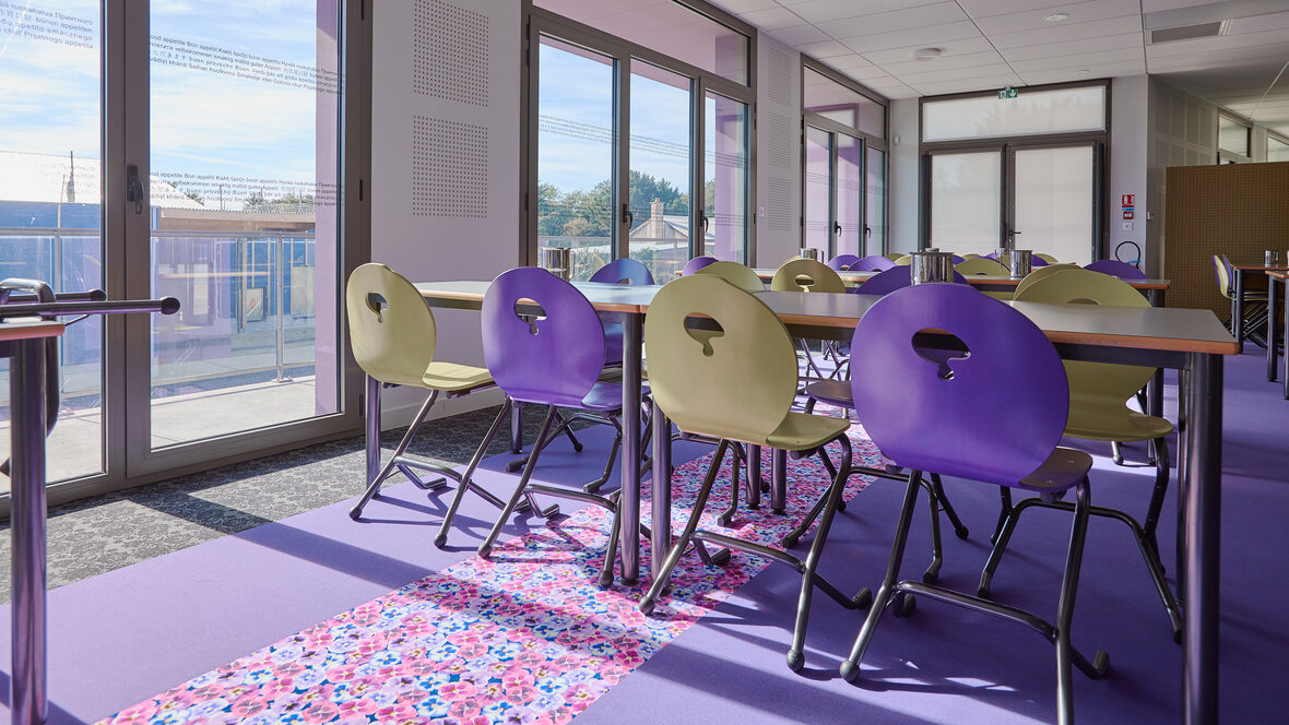 Revêtement de sol Flotex Vision / Colour | Forbo Flooring Systems