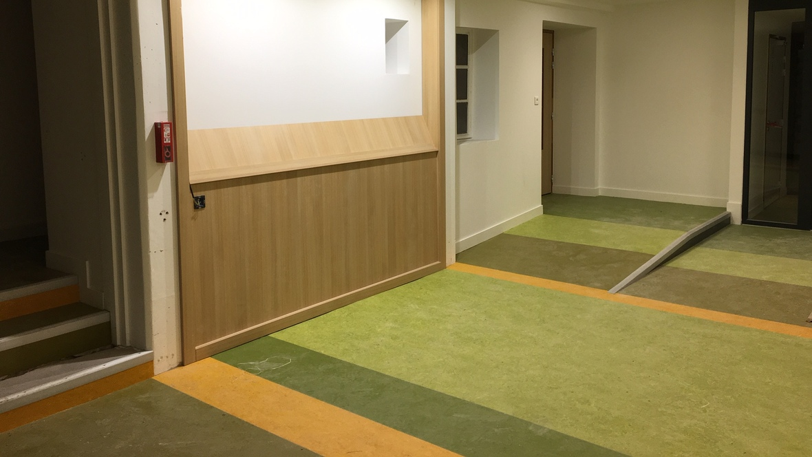 Revêtement de sol Marmoleum | Forbo Flooring Systems