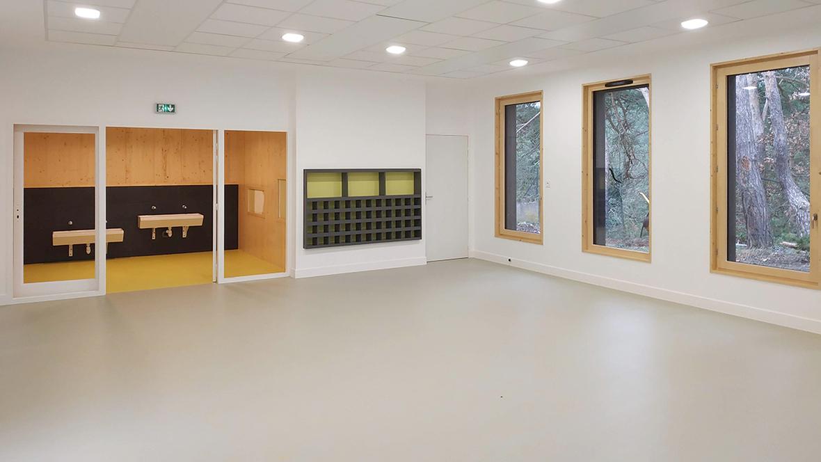 Revêtement de sol Marmoleum   Forbo Flooring Systems