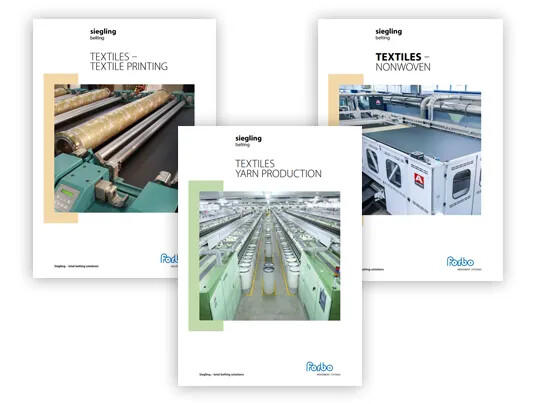 textile brochures