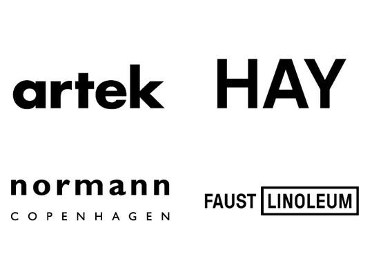 Artek, HAY, Normann Copenhagen, Faust Linoleum