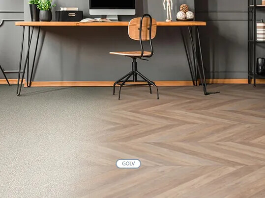 Forbo Floorplanner Tessera Chroma & Novilon Scandinavia