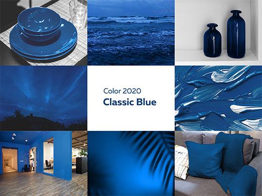 Classic Blue - Pantone - AdobeStock